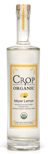 Crop Harvest Earth Vodka Meyer Lemon 750ml
